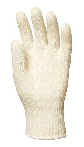 Strick Handschuh aus 100% Baumwolle