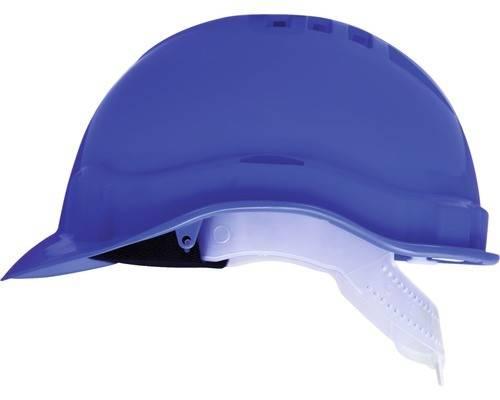 Schutzhelm verstellbar Articap II - blau
