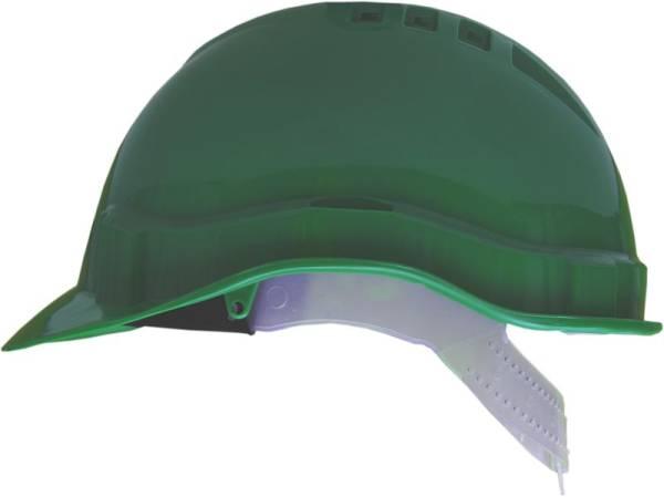 Schutzhelm verstellbar Articap II - grün
