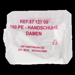 Hartmann PE Handschuhe - 100 Stück im Beutel